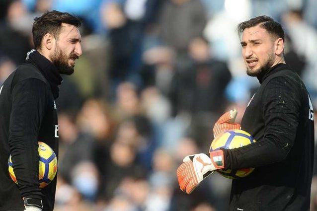 Milan Antonio e Gigio Donnarumma 1621943415235 638x425 - Il piano per Donnarumma alla Juve: c'è posto anche per il fratello Antonio