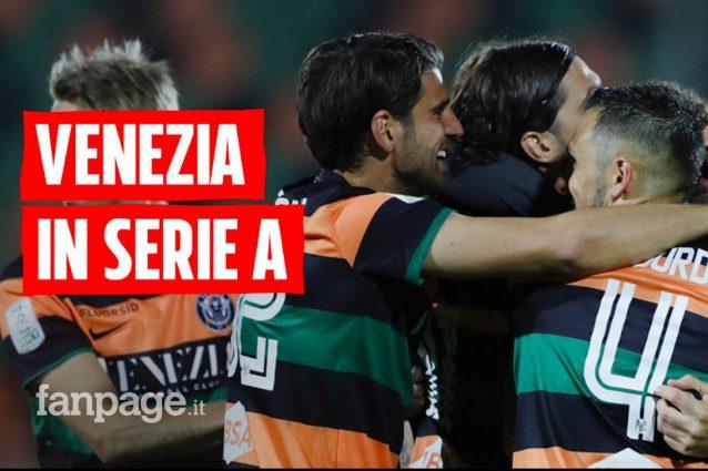 Schermata 2021 05 27 alle 23.03.28 638x425 - Il Venezia torna in Serie A dopo 19 anni: lagunari promossi dopo l'1-1 contro il Cittadella