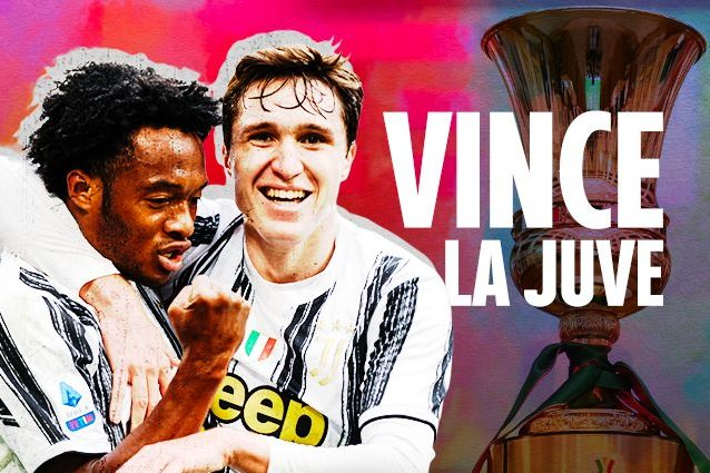VINCE JUVE ARTICOLO 638x425 - La Juventus vince la Coppa Italia: Chiesa decide la finale con l'Atalanta