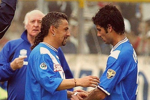 """baggio guardiola - """"Tu sapevi che lui era lì"""", Pep Guardiola racconta la grandezza di Roberto Baggio"""