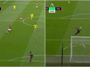 cavani united  300x225 - Il golazo di Cavani e la gioia di Old Trafford: il Matador dà il bentornato ai tifosi allo stadio