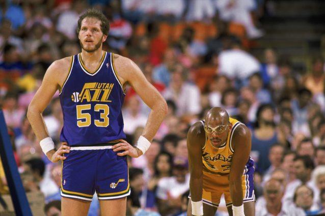 eaton utah 638x425 - È morto la stella NBA Mark Eaton a 64 anni, lutto in casa Utah Jazz e per il basket USA
