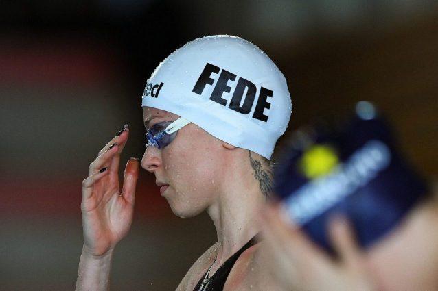 federica pellegrini 200 stile europei 2021 638x425 - Federica Pellegrini beffata nei 200 stile agli Europei: Semanova oro per due centesimi