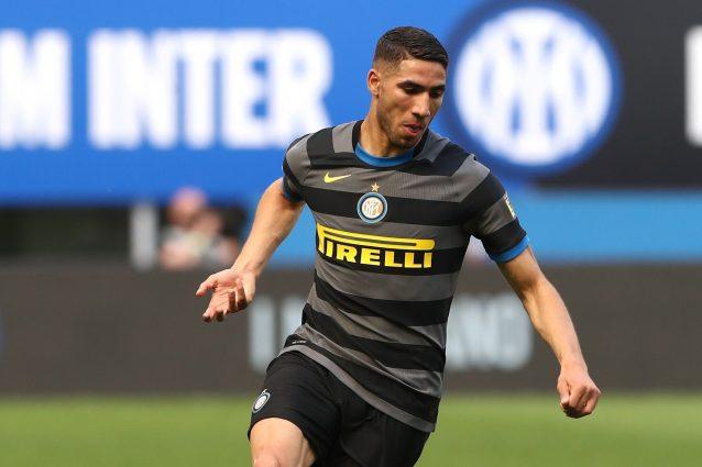 """hakimi 1622381130336 638x425 - Hakimi al PSG, le parole dell'agente Camano: """"Non c'è niente, contratto lungo con l'Inter"""""""