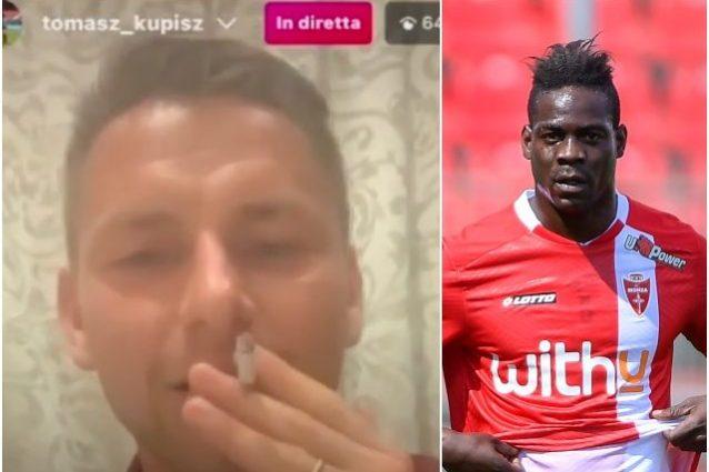 "kupisz balotelli 638x425 - La diretta senza filtri di Kupisz: ""Dove ca**o è Balotelli, a fare i playoff di Serie B?"""