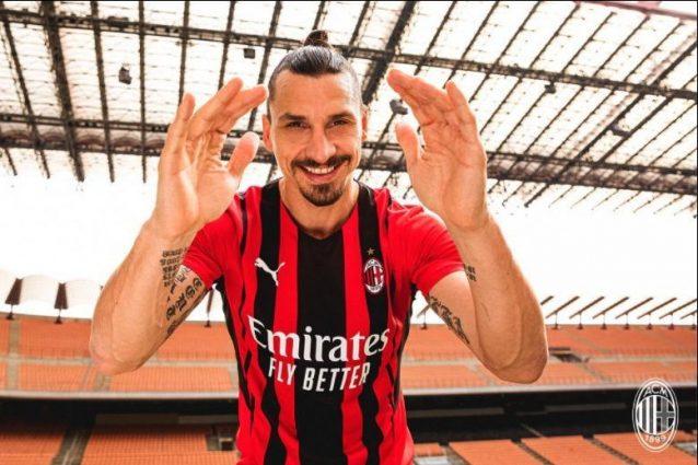 la nuova maglia del milan 2021 2022 638x425 - La nuova maglia del Milan stagione 2021 – 2022