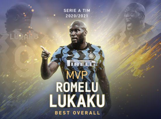 lukaku mvp - Gli MVP della Serie A 2020-21: Lukaku miglior giocatore, Cristiano Ronaldo re degli attaccanti