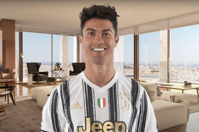 ronaldo nuova casa lisbona 638x425 - La nuova casa di Cristiano Ronaldo: lusso sfrenato e costo da capogiro