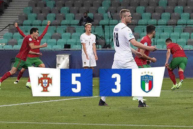 thu3 638x425 - Italia eliminata dagli Europei Under 21: il Portogallo vince 5-3 dopo i supplementari
