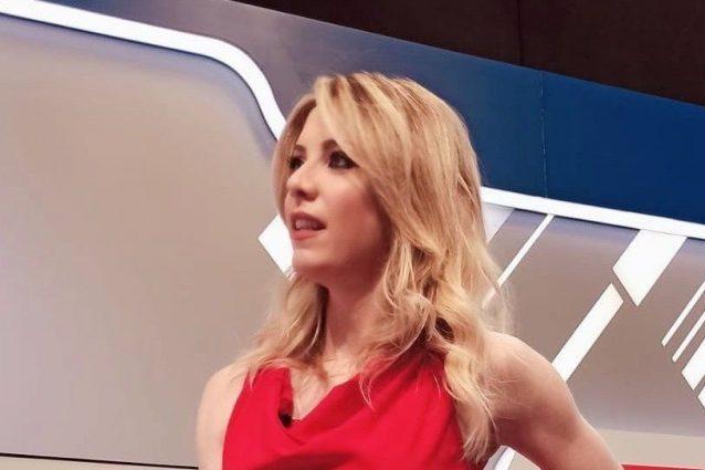 vera spadini chi e 638x425 - Chi è Vera Spadini, la giornalista sportiva della MotoGp di Sky