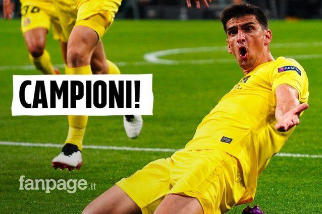villarreal vittoria europa league 1622066168002 638x425 - Il Villarreal vince l'Europa League, dopo oltre 20 rigori finisce 12-11 con il Manchester United