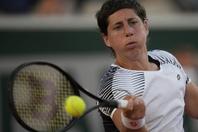 13047003 large 638x425 - Dalla malattia alla rinascita: la Suarez Navarro al Roland Garros ha vinto comunque