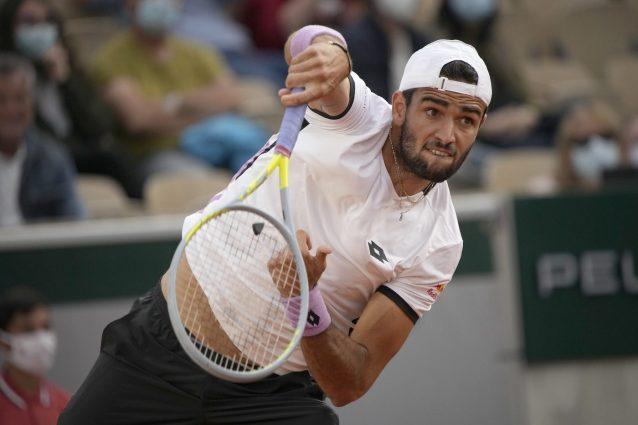 13067537 small 638x425 - Per la prima volta nell'era Open, 3 italiani approdano agli ottavi di finale di uno Slam