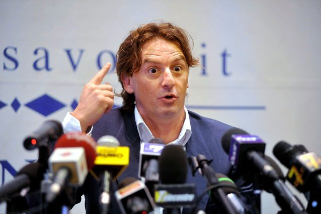 """GettyImages 117050680 638x425 - Il Presidente Gravina concede la grazia a Signori: """"Ora potrà occuparsi attivamente del calcio"""""""