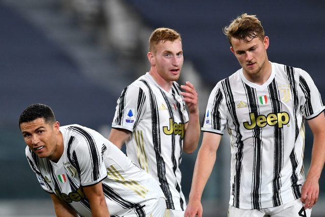 GettyImages 1317159479 1623158189998 638x425 - Il cavillo studiato dall'UEFA per escludere la Juventus dalla Champions League