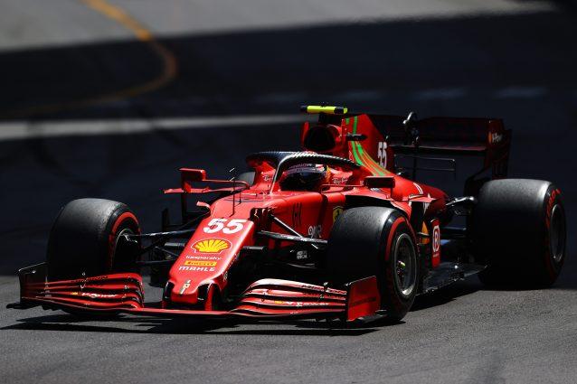 """GettyImages 1319617516 638x425 - Ferrari in difesa a Baku: """"Dobbiamo cercare di colpire in contropiede"""""""