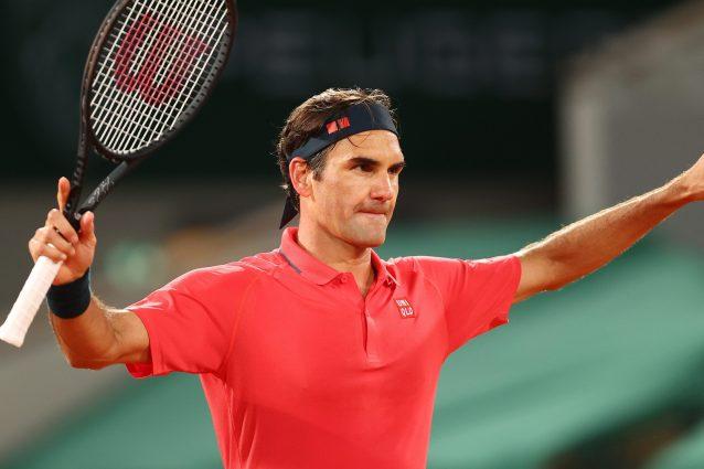 """GettyImages 1322009359 1622962542523 638x425 - """"Non so se giocherò contro Berrettini"""": annuncio a sorpresa di Federer a Parigi"""