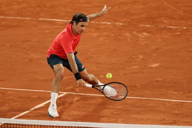 GettyImages 1322009733 638x425 - Federer si ritira dal Roland Garros, Matteo Berrettini è ai quarti di finale