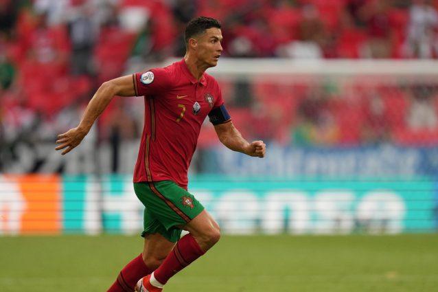 GettyImages 1324411599 1624129085664 638x425 - Cristiano Ronaldo contro la Germania: gol, assist e record ma non incide. Ecco perché