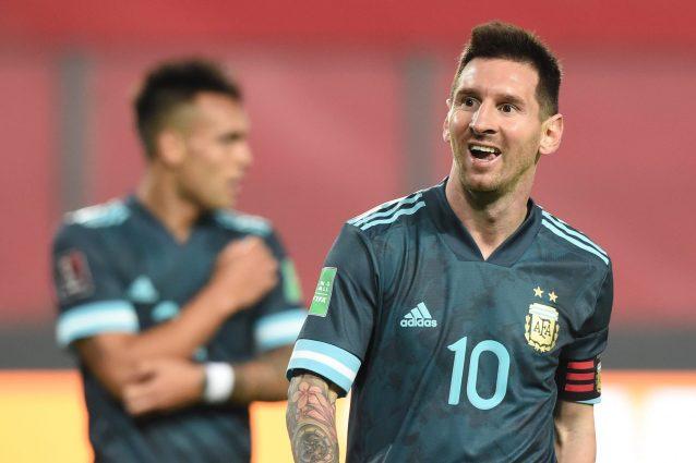 QUALIFICAZIONI SUDAMERICA ARGENTINA CILE 638x425 - Qualificazioni Mondiali Sudamerica stanotte in TV: Argentina-Cile dove vederla