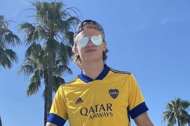 """Schermata 2021 06 01 alle 18 1622573539853 638x425 - Haaland pazzo per la maglia del Boca Juniors: """"Farò l'impossibile per fargliela indossare"""""""
