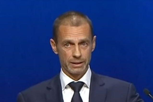 ceferin 1623330494248 - Ceferin arrestato, il rischio evitato in extremis dall'UEFA