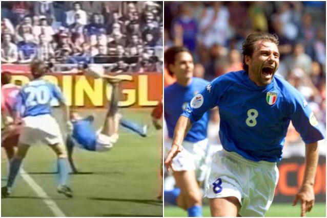 Ferrara sfotte Conte per il gol in Turchia-Italia del 2000: Lo stinco. La  risposta: Proprio tu..