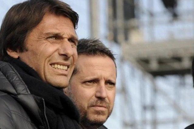 conte paratici - Come alla Juventus: Fabio Paratici potrebbe tornare a lavorare con Conte, al Tottenham
