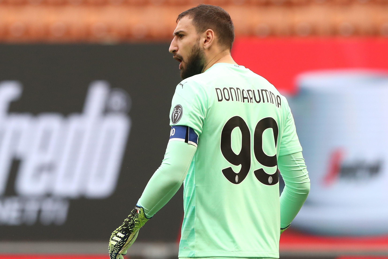 A Donnarumma nel PSG sarà vietata la maglia numero 99 (e la 1 è ...