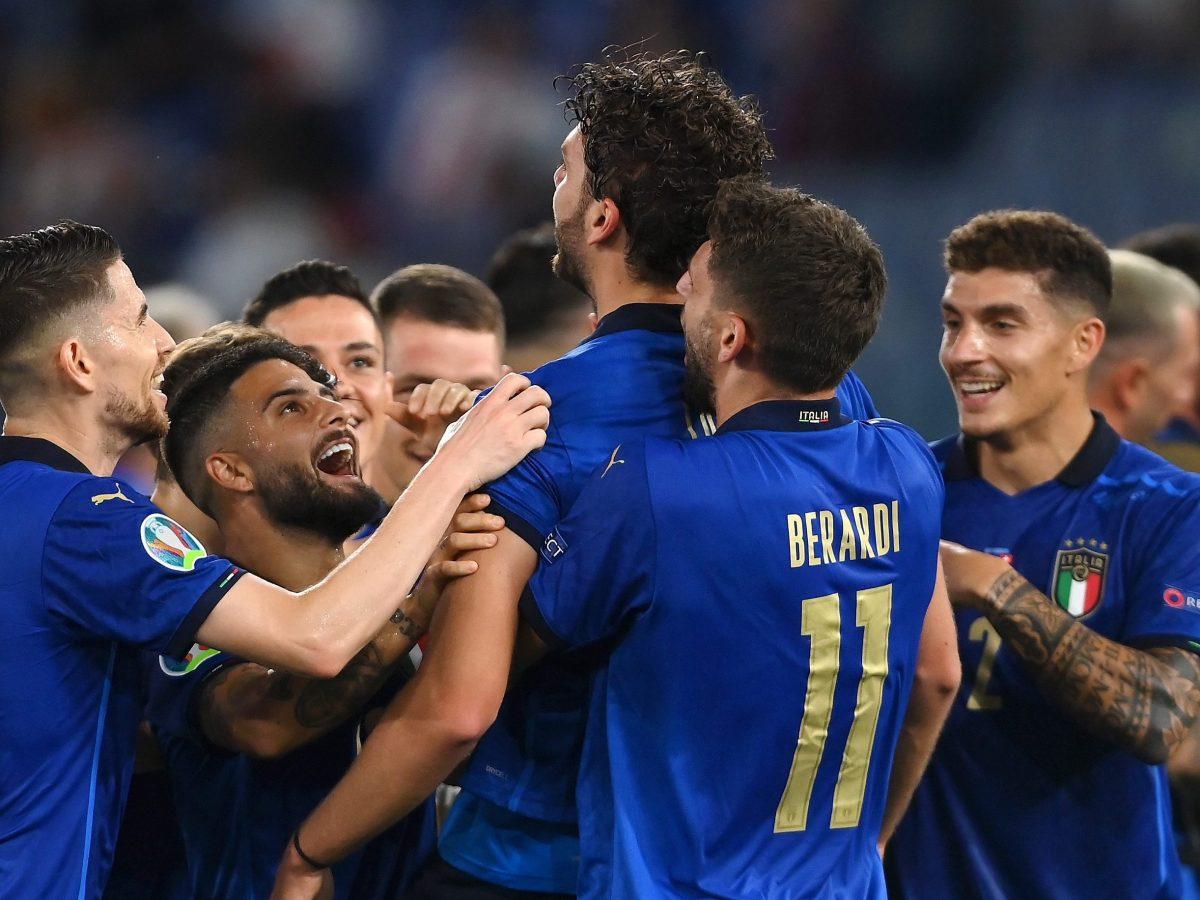 Prossima partita Italia agli Europei: contro chi gioca ai ...