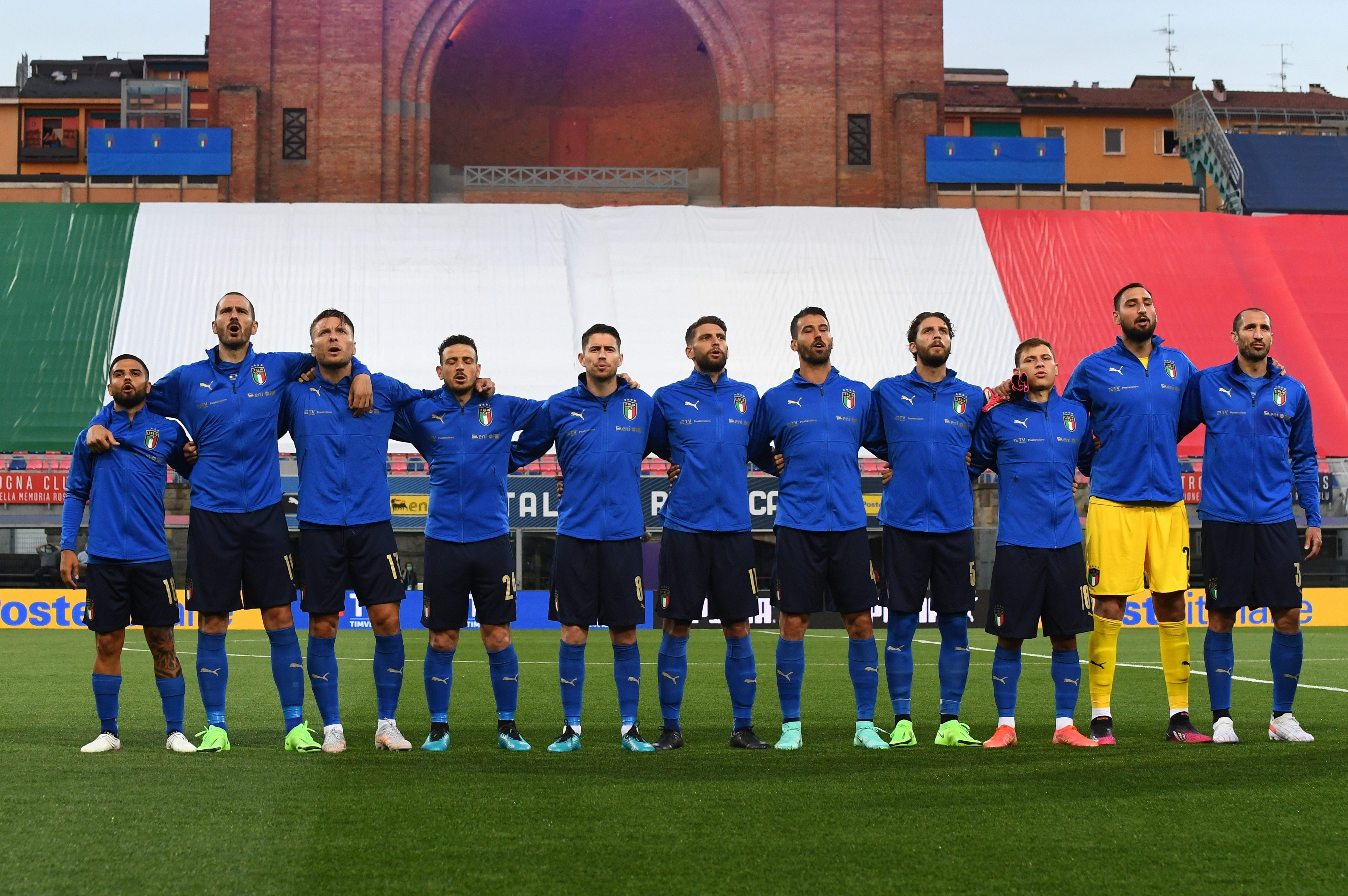 Turchia-Italia giocata dai numeri: gli azzurri a Roma non sbagliano mai