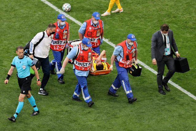 mario fernandes infotunio 638x425 - Il tremendo infortunio di Mario Fernandes agli Europei: finisce in ospedale