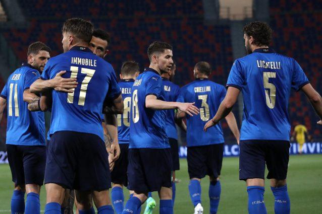 nazionale italiana 638x425 - Turchia-Italia in TV sulla Rai: a che ora e dove si gioca la prima partita degli Europei 2021