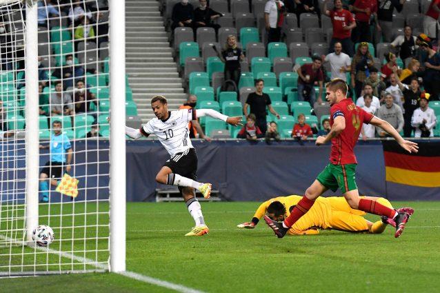 nmecha germania 638x425 - La Germania vince l'Europeo Under 21: basta un gol di Nmecha per battere il Portogallo in finale