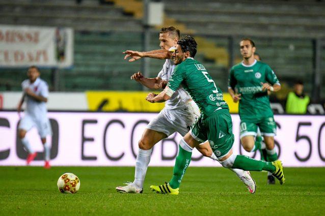 padova avellino 638x425 - Risultati playoff Serie C: finisce 1-1 tra Padova e Avellino, l'Alessandria batte 2-1 l'Albinoleffe
