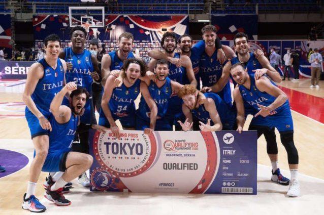 E5evDVtXIA0WeXd 638x425 - L'Italbasket si qualifica per l'Olimpiade di Tokyo 2020: i complimenti di Mancini e Chiellini