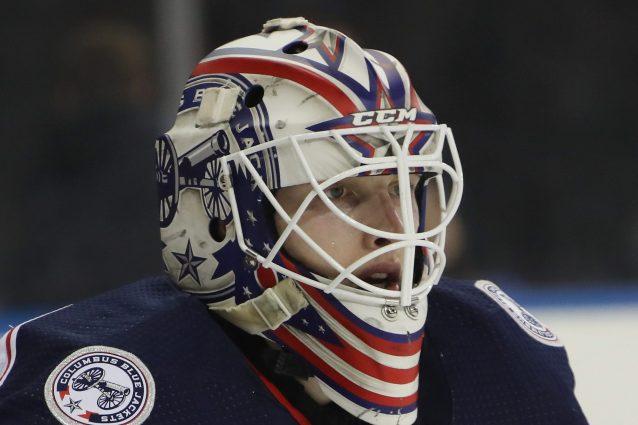 GettyImages 1200636971 1625519490464 638x425 - Matiss Kivlenieks ucciso a 24 anni da un fuoco d'artificio in petto: tragedia nella NHL