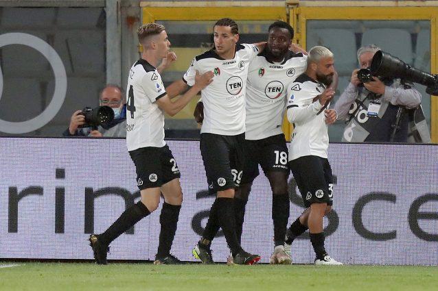 GettyImages 1233070721 638x425 - La Fifa blocca per due anni il mercato dello Spezia: irregolarità sul trasferimento di minori