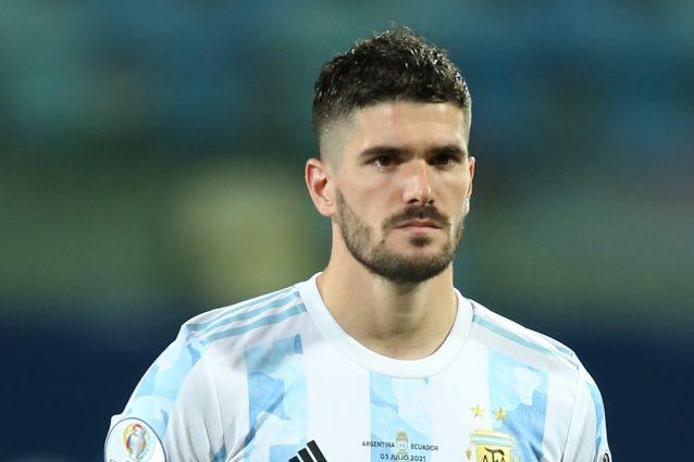 GettyImages 1326879113 1626110350555 638x425 - Rodrigo De Paul saluta la Serie A: ufficiale il trasferimento all'Atletico Madrid
