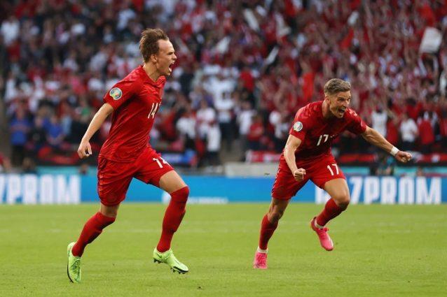 GettyImages 1327516704 1625690836927 638x425 - Il gioco al rialzo di Ferrerro: il prezzo di Damsgaard aumenta dopo ogni gol