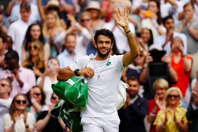 GettyImages 1327831197 638x425 - Quando si gioca la finale di Wimbledon con Berrettini: data e orario della partita