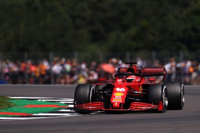 GettyImages 1329186573 638x425 - F1, prove libere 2 GP Silverstone: Verstappen il più veloce davanti alle Ferrari, ma è un warm-up