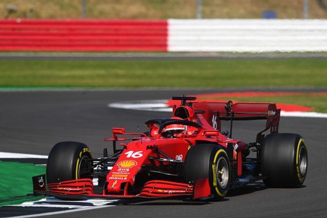 GettyImages 1329370645 638x425 - Charles Leclerc straordinario, ma a Silverstone vince ancora Lewis Hamilton