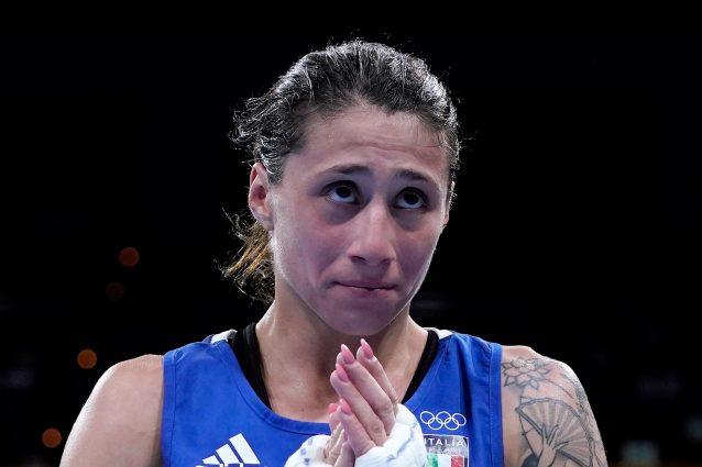 GettyImages 1331012031 1627449096351 638x425 - Irma Testa scrive la storia dell'Italia alle Olimpiadi: prima medaglia nella boxe femminile