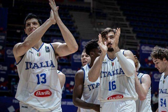 Italia basket 1625338787837 638x425 - Italia-Serbia oggi al Preolimpico di basket: orario e dove vederla in diretta TV e streaming