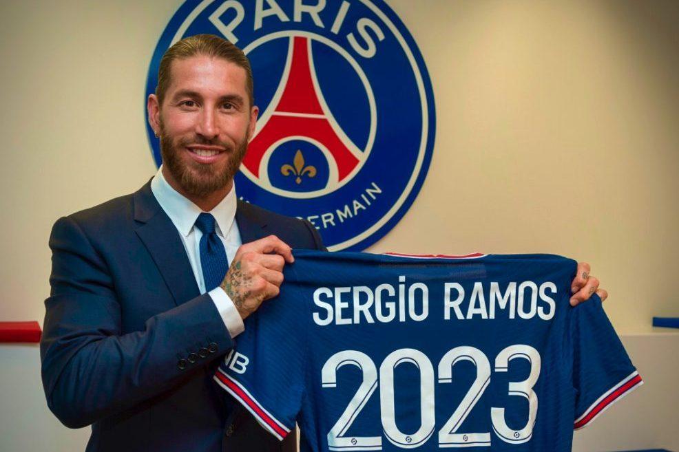 Sergio Ramos al PSG, ufficiale: È la squadra migliore per sognare