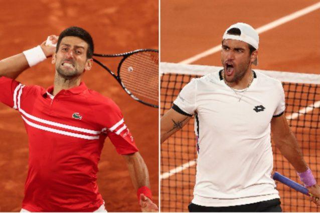 Schermata 2021 07 09 alle 20.06.50 638x425 - Berrettini è l'incubo di Djokovic: il precedente che preoccupa Nole prima della finale di Wimbledon