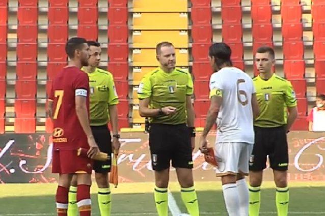 Schermata 2021 07 21 alle 20.03.42 638x425 - Mourinho conferma la linea di Fonseca: ha scelto Pellegrini come capitano della Roma