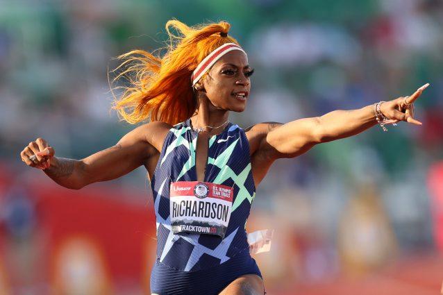 ShaCarri Richardson 638x425 - Sha'Carri Richardson squalificata per positività alla cannabis: non parteciperà alle Olimpiadi