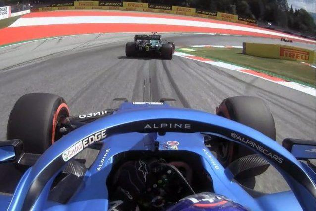 alonso vettel gp austria 638x425 - Cambia la griglia di partenza del GP d'Austria: penalità per il caso Alonso-Vettel